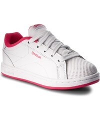 12a9e324f6a Обувки Reebok - Royal Complete Cln CN4807 White/Twisted Pink 27