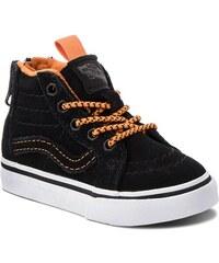 eed723ee15b Сникърси VANS - Sk8-Hi Zip VN0A32R3U4G1 (Mte) Orange/Black 19