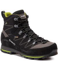 c7cfb1c0792 Туристически AKU - Trekker Lite III Gtx GORE-TEX 977 Black/Green 110 40