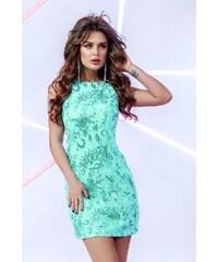 b6cf25e76f1 Twiggy Shop Bulgaria Къса рокля декорирана с пайети