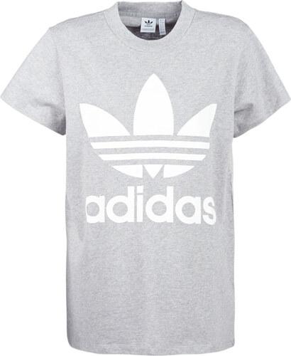 Adidas Ръкав Къс Tee С Big Жени Trefoil bg Тениски Glami lTK1cuFJ53