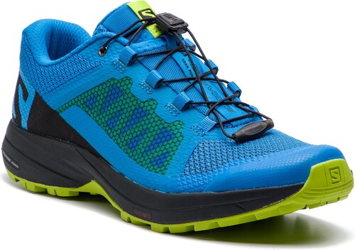 0c59c002f9f Обувки SALOMON - Xa Elevate 406705 27 V0 Indigo Bunting/Black/Lime Green 40