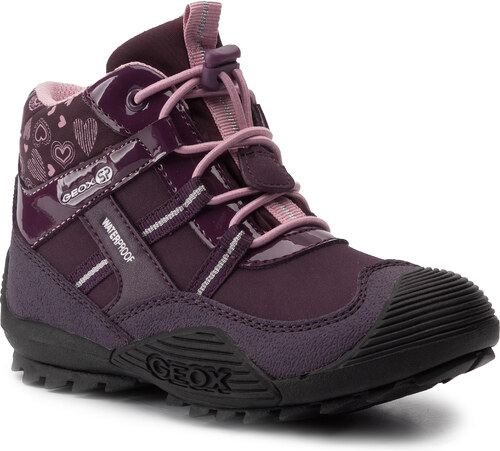 Апрески GEOX J Atreus G.B Wpf A J847HA 00450 C8224 S PurplePink 28